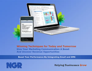 Boost Your Performance By Integrating Email and SMS